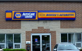 Auto repair shop libertyville
