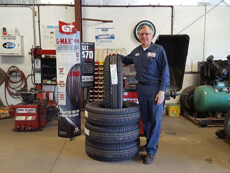 Moberg's Automotive Repair | Tires | 847-362-8905 | 1076 E Park Ave, Libertyville IL 60048